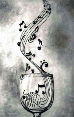 Mis Canciones Favoritas En 2021 Pinturas Musica Dibujos Musicales Ilustraciones Música