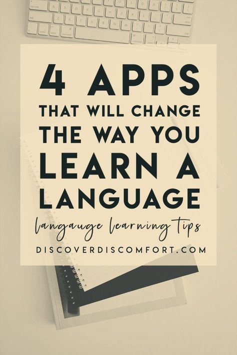 Our Favourite Apps to Learn Languages Quickly | Discover Discomfort