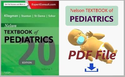 Nelson Textbook of Pediatrics PDF Free Download | FREE
