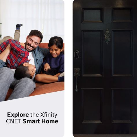 What does a smart home look like with Xfinity? Tap the Pin to explore all home security and automation features in our CNET Smart Home.