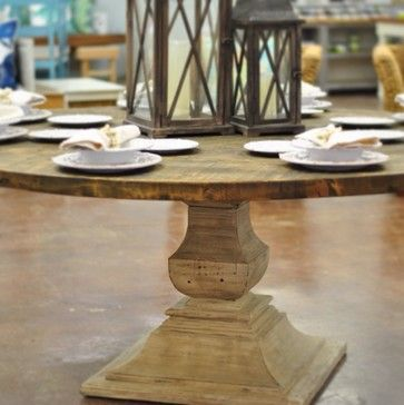 Reclaimed Wood Dining Table, 72 Inch Round Dining Table Reclaimed Wood