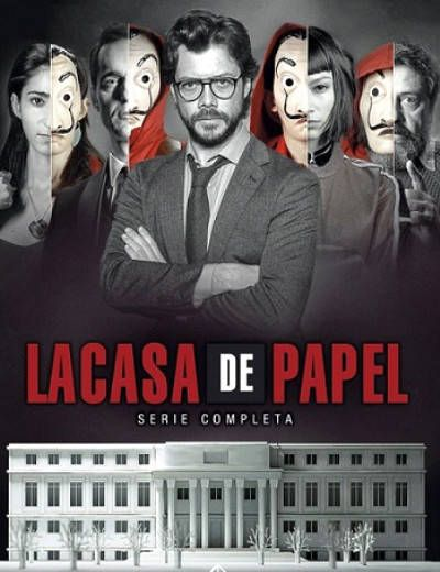 60 La Case De Papel Ideas Netflix Series Best Series Netflix