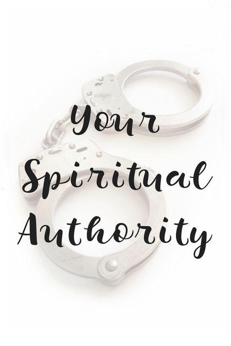 Your Spiritual Authority   studies   Spiritual authority, Bible