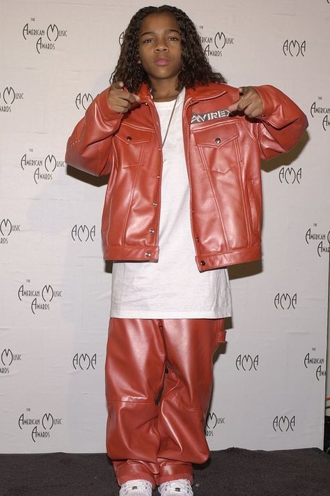 Shiny leather sweatsuits 15 important hip-hop fashion trends you