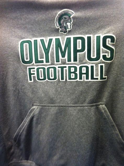 927eed816 Hoodie design idea. Great for high school football spirit apparel ...