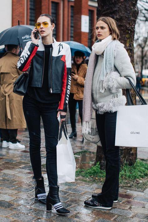 Street style at Paris Fashion Week Fall/Winter - Page 5