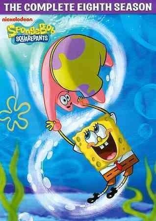 Spongebob Squarepants-complete 8th Season (dvd-4discs) - Trivoshop
