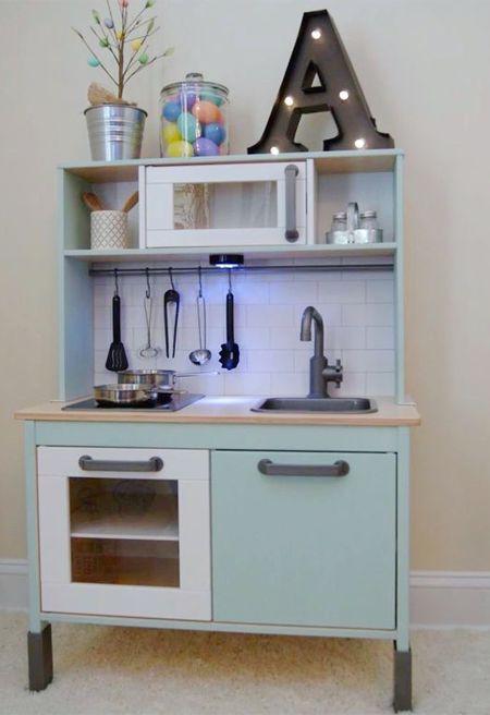 Kinderküche Ikea tolle pimp ideen für die ikea duktig spielküche passend zur