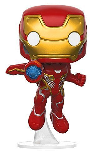 Funko Pop Marvel Avengers Infinity War Iron Man Collectible
