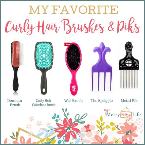 Curly Hair Accessory Must-Haves