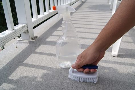 How To Make Your Own Oxygen Bleach Oxygen Bleach Deck Cleaning