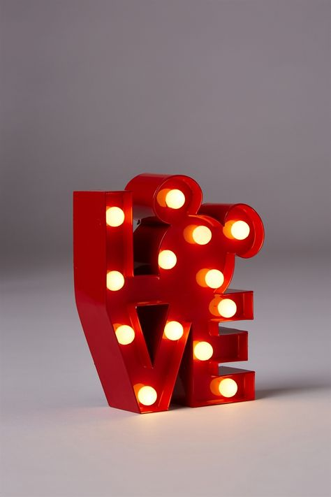 Shaped Mini Marquee Light