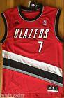 For Sale - Brandon Roy Portland Trail Blazers Red Mens Jersey Replica Rev 30 S Small #7 NWT - See More At http://sprtz.us/BlazersEBay