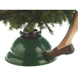 Krinner Steel Green 7 Maximum Tree Height Christmas Tree Stand Ace Hardware Christmas Tree Stand Tree Stand Christmas Tree Watering System