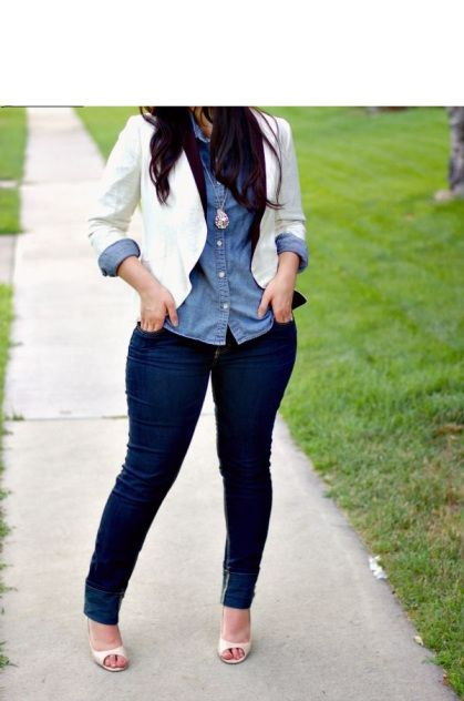 40 Chic Outfit Ideas Curvy To Update Your Dressing outfit ideas curvy, Outfits