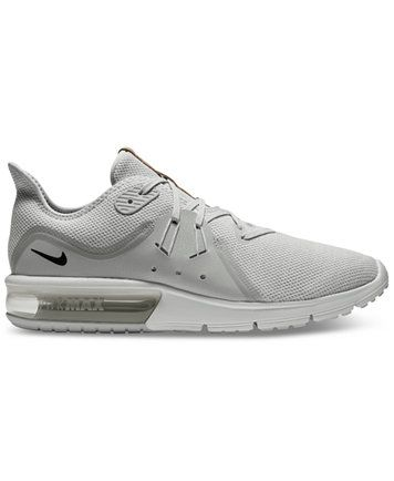 decidir Controlar lealtad  Nike Men's Air Max Sequent 3 Running Sneakers from Finish Line & Reviews -  Finish Line Athletic Shoes - Men - Macy's | Nike men, Running sneakers,  Sneakers