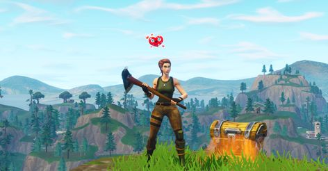 Fortnite Game The best strategy is blasting everyone you see—until it's not.