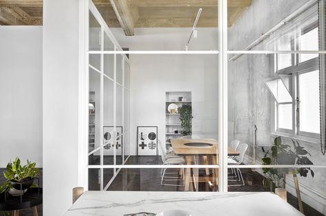 Het Nieuwe Kantoor : Het nieuwe kantoor van interieurdesign studio the stella
