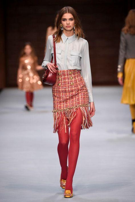 Elisabetta Franchi Fall 2018 Fashion Show - The Impression