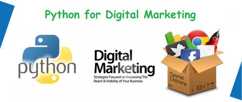 How we use Python in Digital Marketing?
