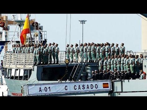 Desembarco Legionarios En Málaga 2017 Mejores Imágenes Youtube La Legion Española La Legion Málaga