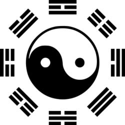 Only after [the One] is acted upon will it begin to penetrate [through yin and yang]. Without the two forces there cannot be the One.    Quote / Poem n° 2374 : Chang Tsai, (1020-1078), philosopher, Confucianism, Neo Confucianism