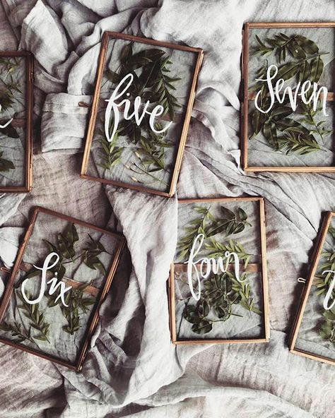 vintage frame wedding table numbers with pressed greenery wedding decor 27 Inspiring Wedding Table Number Ideas for 2019 Perfect Wedding, Dream Wedding, Gown Wedding, Wedding Dresses, Wedding Ceremony, Wedding Seating, Diy Wedding Boquet, Garden Wedding, Succulent Wedding Favors