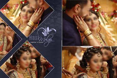 Creative Wedding Album Design 12x36 Psd Sheets Download Wedding Album Cover Design Wedding Album Design Photo Album Design