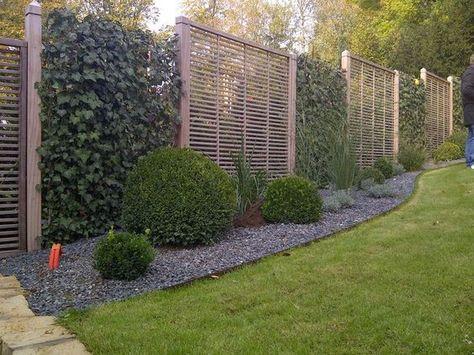 118 besten Garten Bilder auf Pinterest Landschaftsbau, Garten - verputzte beton mauer bilder gartengestaltung