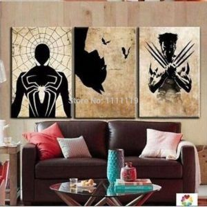Paintings For Mens Bedroom Modern Wall Decor Art Canvas Picture Walls Cool Wall Decor