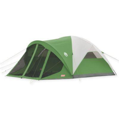 COLEMAN EVANSTON SCREENED 6 Person Tent