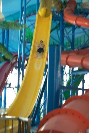 Niagara Falls Hotel and Waterpark - Fallsview Indoor Waterpark