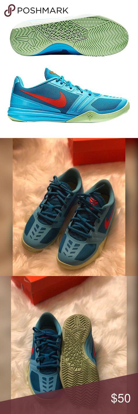 separation shoes 24ddc b9018 Nike Kobe KB Mentality (GS) 6Y 7.5 Women Nike Kobe KB Mentality (GS