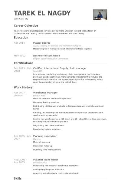 20 Best Ideas Warehouse Supervisor Resume Check More At Http Sktrnhorn Co Warehouse Supervisor Job Resume Samples Functional Resume Samples Warehouse Resume