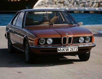 Bmw 630 Cs E24 1976 79 Bmw Bmw Car Car