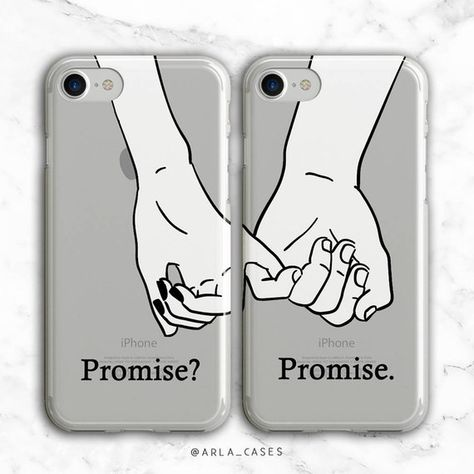 Couples Phone Case iPhone 8 Plus Case X 7 Samsung Bff Iphone Cases, Bff Cases, Couples Phone Cases, Couple Cases, Funny Phone Cases, Diy Phone Case, Best Friend Cases, Friends Phone Case, Iphone 8 Plus