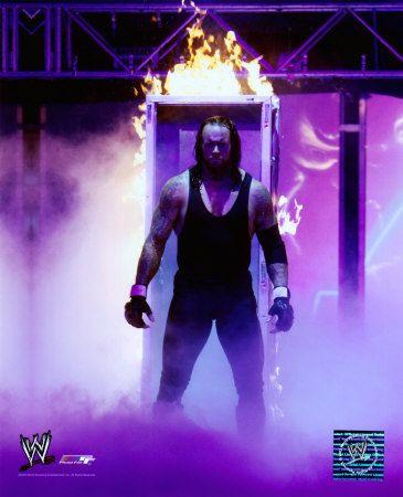 The Undertaker Wrestling Life poster new wall art Pro Wrestler Legend