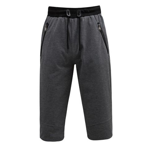 Men Sports Gym Fitness Running Football Shorts Pants Athletic Basketball Casual