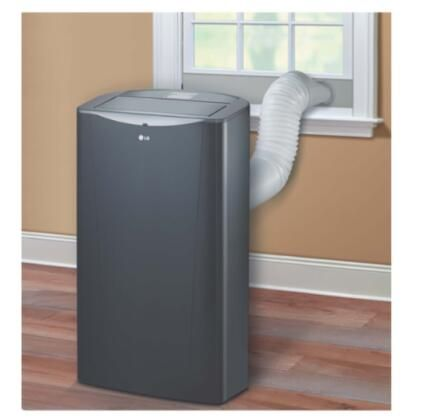 Lg Lp1415gxr Portable Air Conditioner 500 Sq Ft Cooling Area Appliances C In 2020 Room Air Conditioner Portable Portable Air Conditioner Portable Air Conditioning