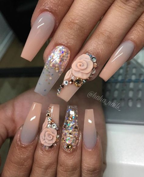 200+ 3D Nail Art That Will Help You Rock 2020