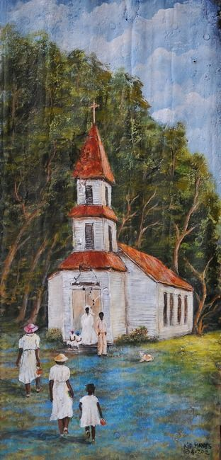 Kip Hayes - Little Church in the Woods