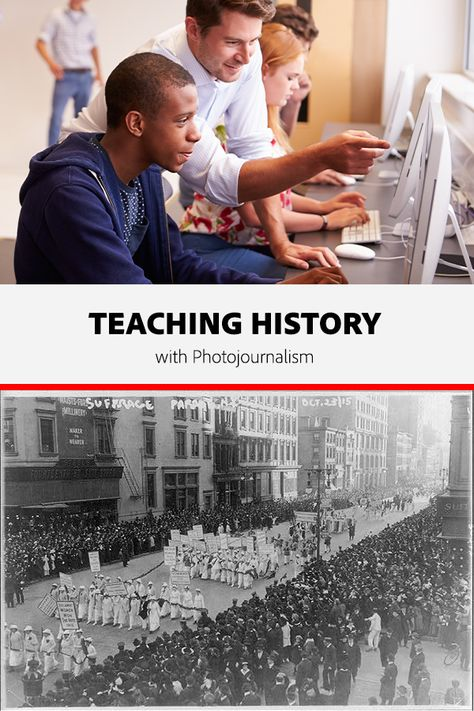 Teaching History with Photojournalism