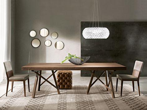 Tavoli | Tavolo legno massello, Tavoli in legno, Tavoli da ...