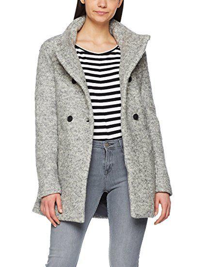 Sonderangebot Größe 40 vollständig in den Spezifikationen ONLY Damen Mantel Onlsophia Noma Wool Coat Cc Otw: Amazon.de ...