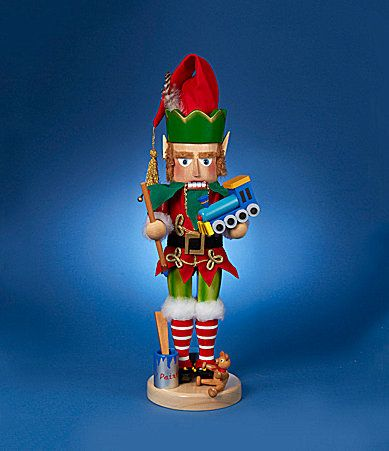 Steinbach 19 Limited Edition Elf North Pole Nutcracker #Dillards