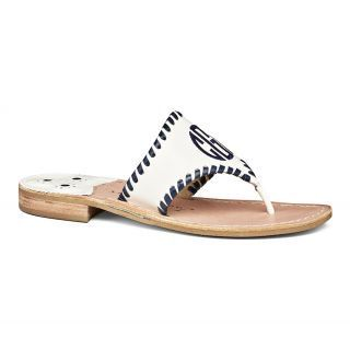 a0ab995b3d8a0 Women's Midnight Circle Monogrammed Sandal | Mon style | Sandals ...
