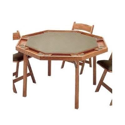 48 Mcbride Dining Game Poker Table Set Folding Poker Table Poker Table Poker Table Top