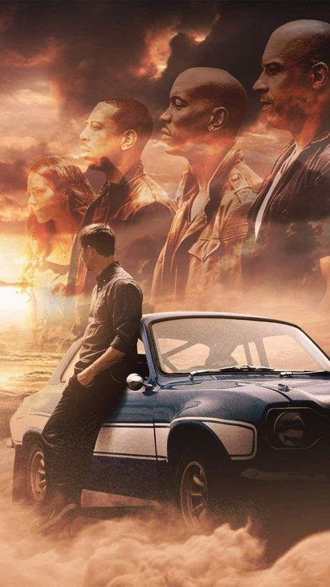 Fast and Furious iPhone Wallpaper