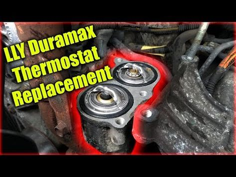 Car Thermostat Replacement Time