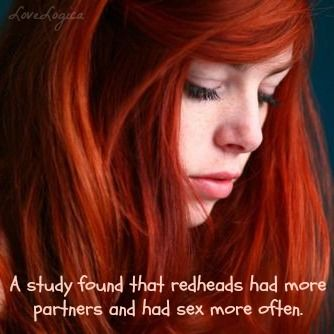 Study redhead more sex